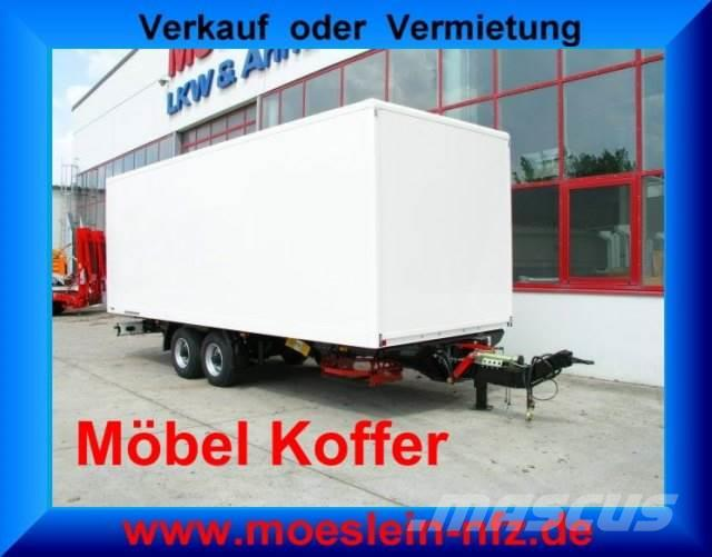 Möslein Tandem Möbel Koffer Anhänger Neufahrzeug