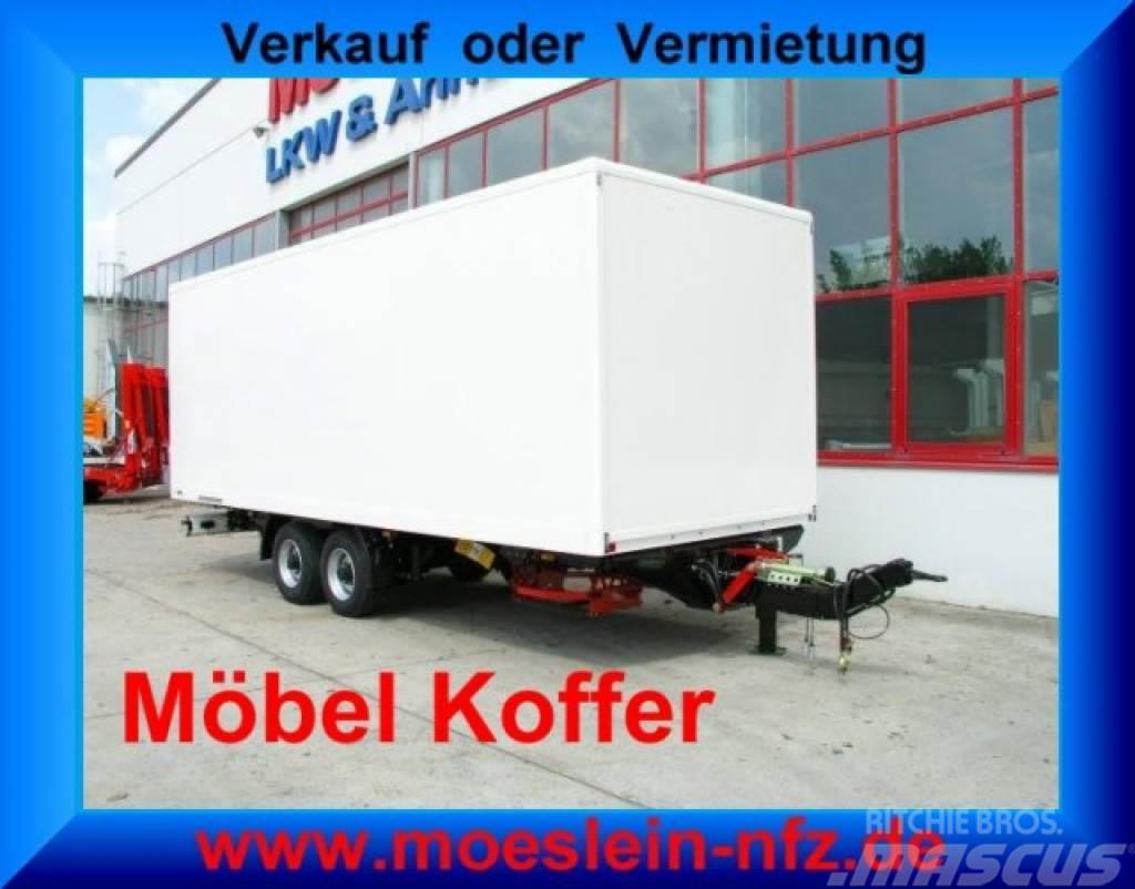 Möslein TKO 105 7m Möbel Tandem- Möbel Koffer- Anhänger--