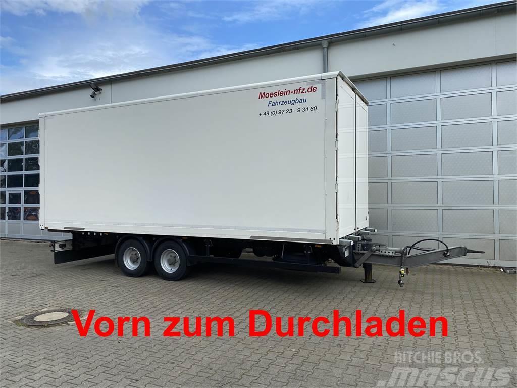 Möslein TKO 105 D Schwebheim Tandem- Koffer- Anhänger, Du
