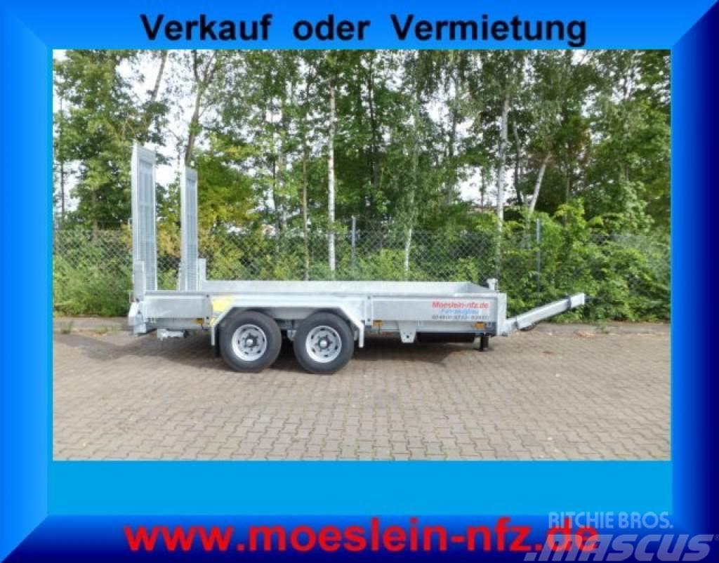 Möslein TT 11-E5x2 Tandemtieflader, Feuerverzinkt