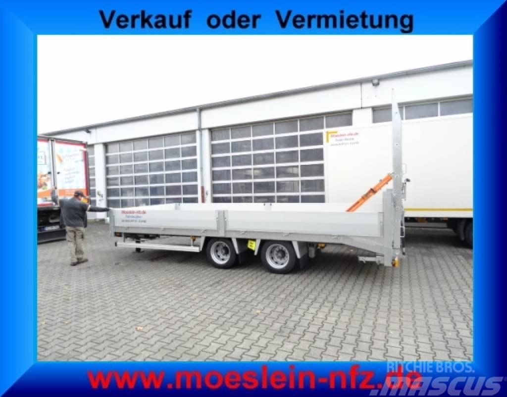 Möslein TT 14 14,4 t Tandemtieflader mit breiten RampenNe