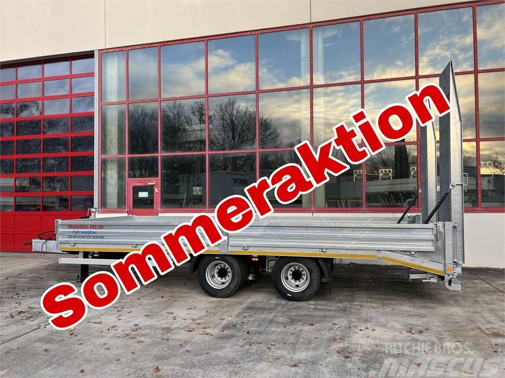 Möslein TTH 19- 6,5 19 t Tandemtieflader-- Neufahrzeug --