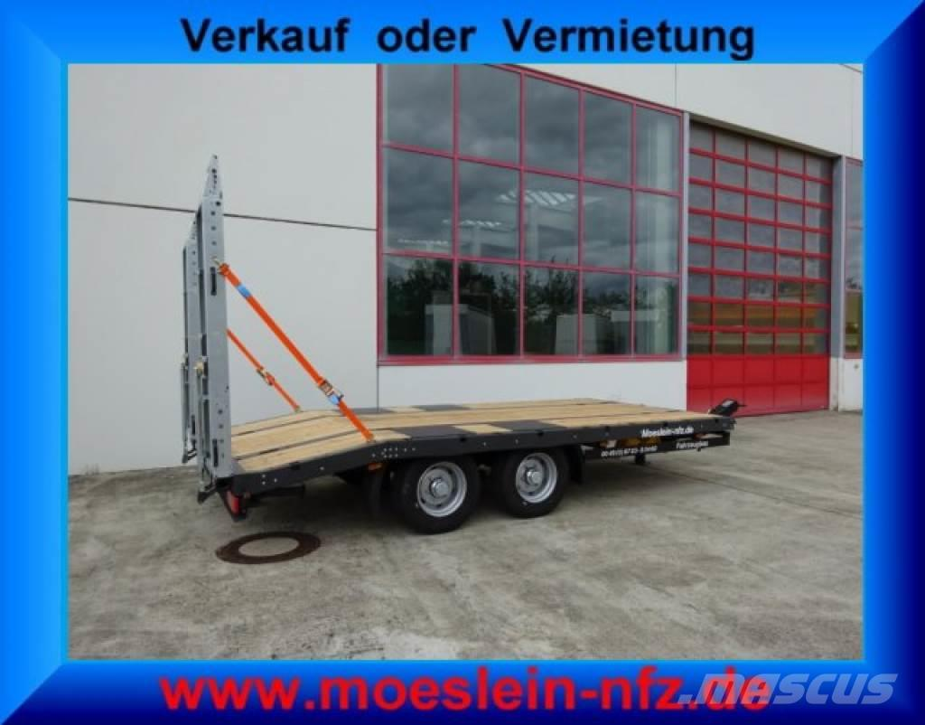 Möslein TTT 11-5,2P Neuer Tandemtieflader