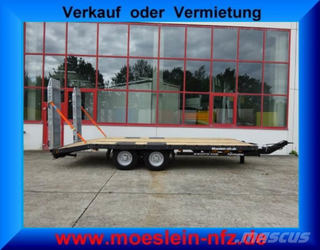 Möslein TTT 13- 6,28P Neuer Tandemtieflader 13 t GG