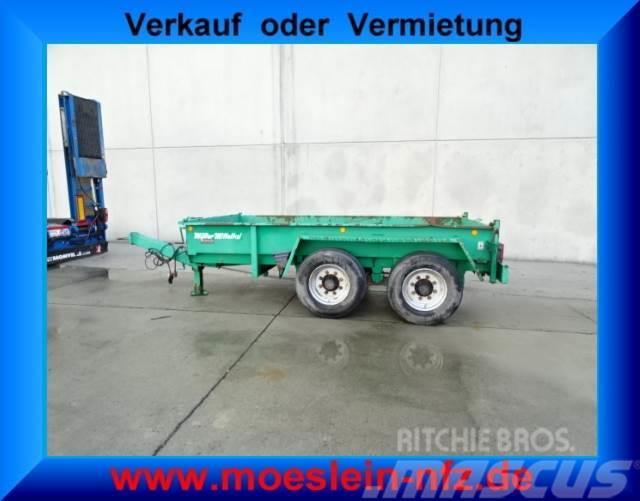 Müller-Mitteltal ETM-TA 13,5 Tandem- Muldenanhänger