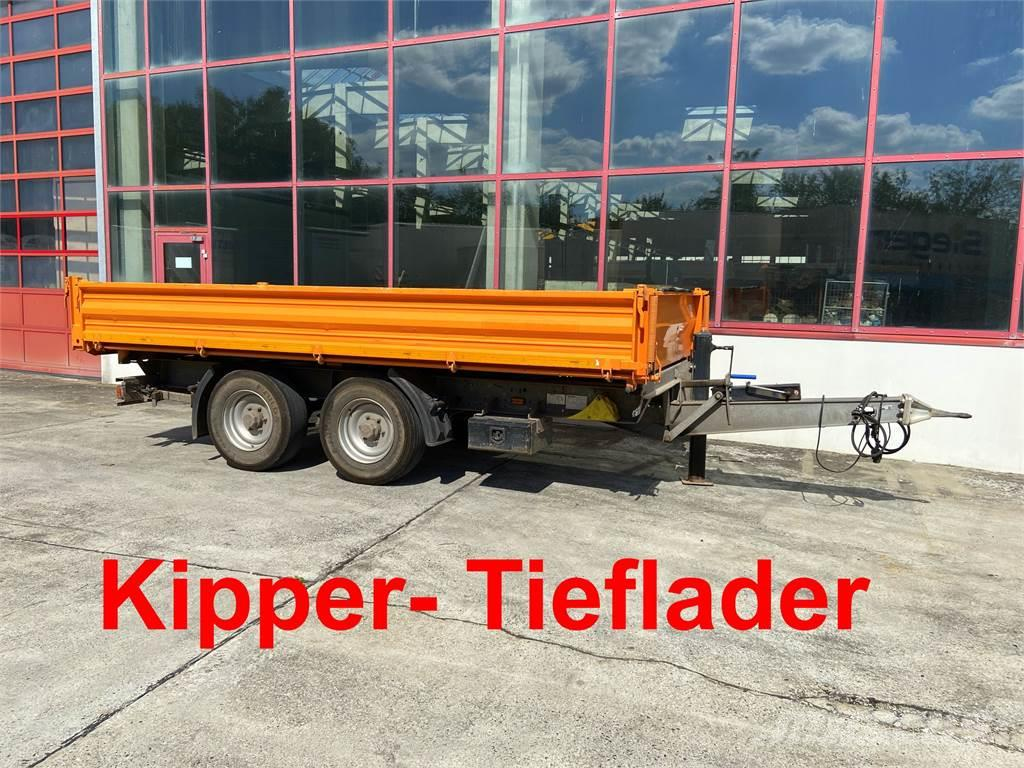 Müller Mitteltal KA-TA-R 13,5 13,5 t Tandemkipper- Tiefl