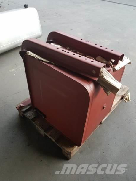[Other] Diesel Tank ALU 600 Liter