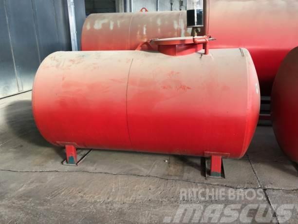 [Other] Dieseltank 3.000 Liter