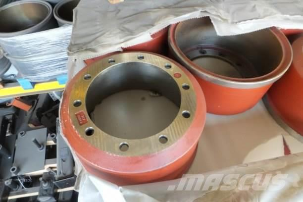 SAF 10 Stück SAF Bremstrommel für 9 t Achse