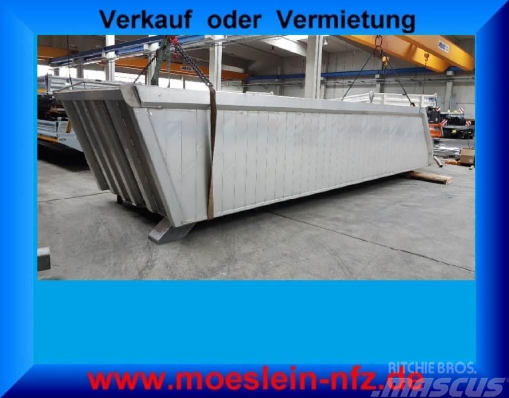 Schmitz Cargobull SKO 24 neue Alu- Muldenaufbau für Kippauflieger