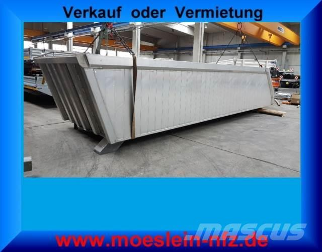 Schmitz Gotha neue Alu Muldenaufbau ca. 26 m³