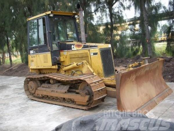 Caterpillar D5C XL II Hystat_dozers Year of Mnftr: 1999  Pre
