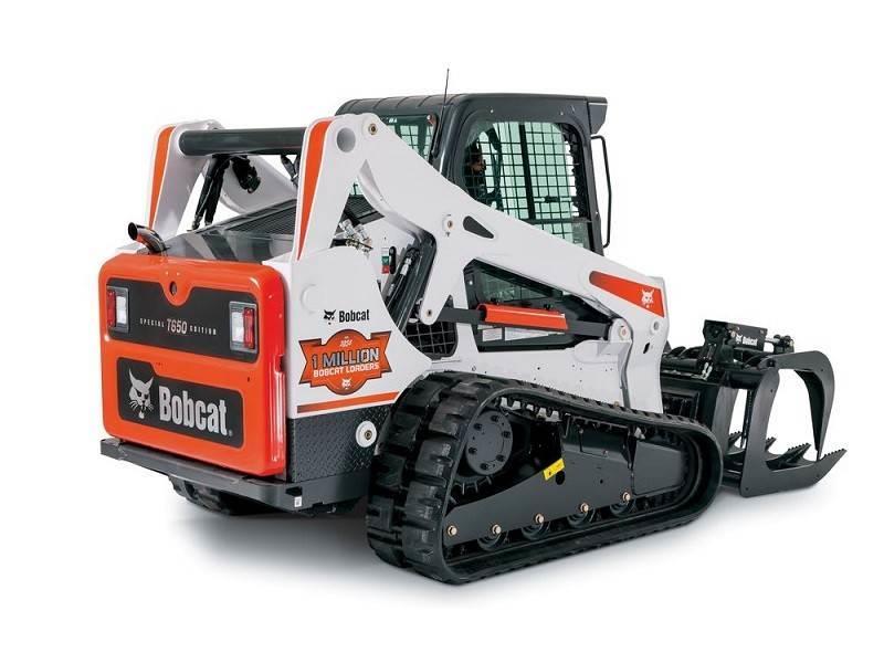 Bobcat T650 - Crawler loaders, Year of manufacture: 2018