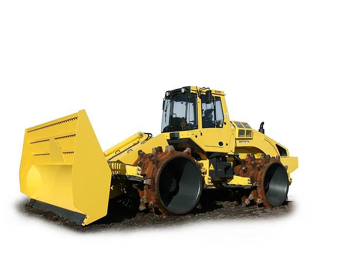 Bomag BC 472 RB