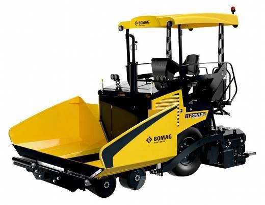 Bomag BF 300P