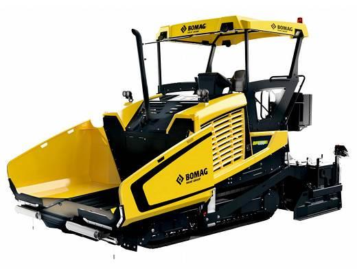 Bomag BF 600 C–2 S 600