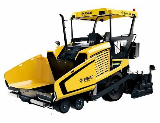 Bomag BF 600P