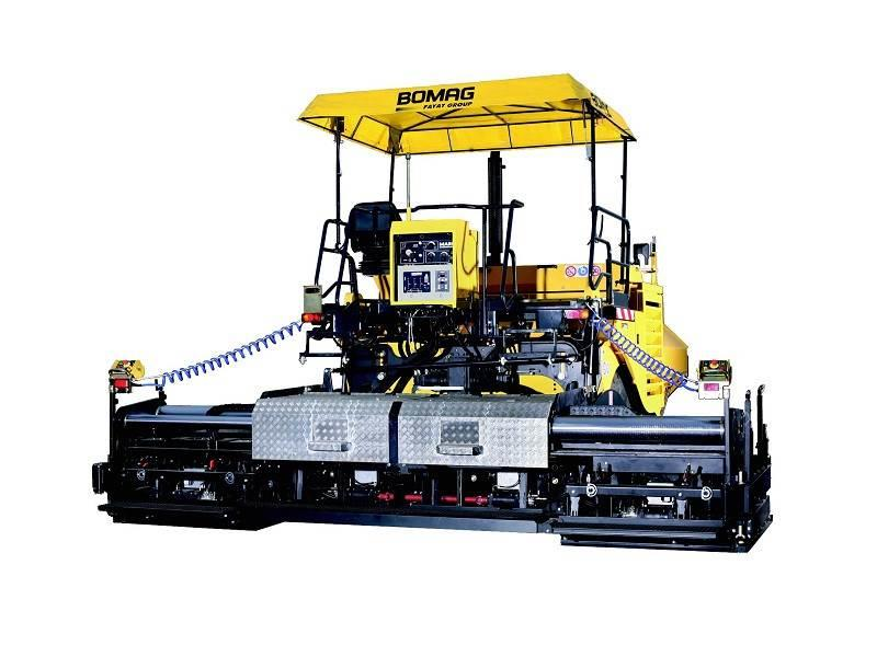 Bomag BF 691 P