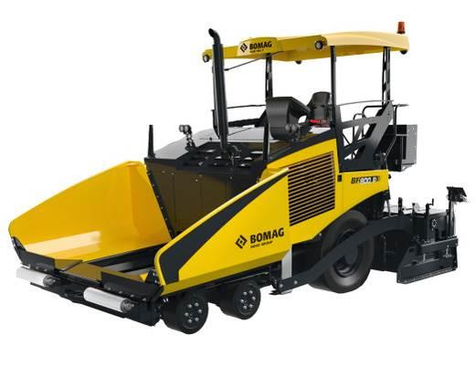 Bomag BF 800 P