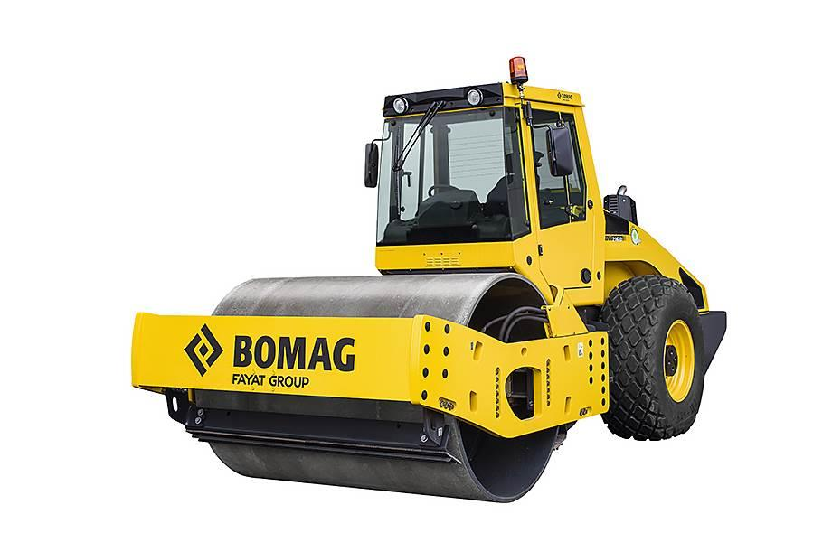 Bomag BW 216 D–40
