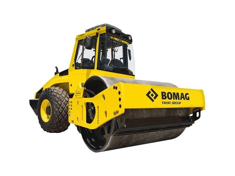 Bomag BW 216 PD-4