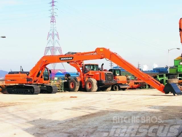 Doosan DX 300LCA SLR