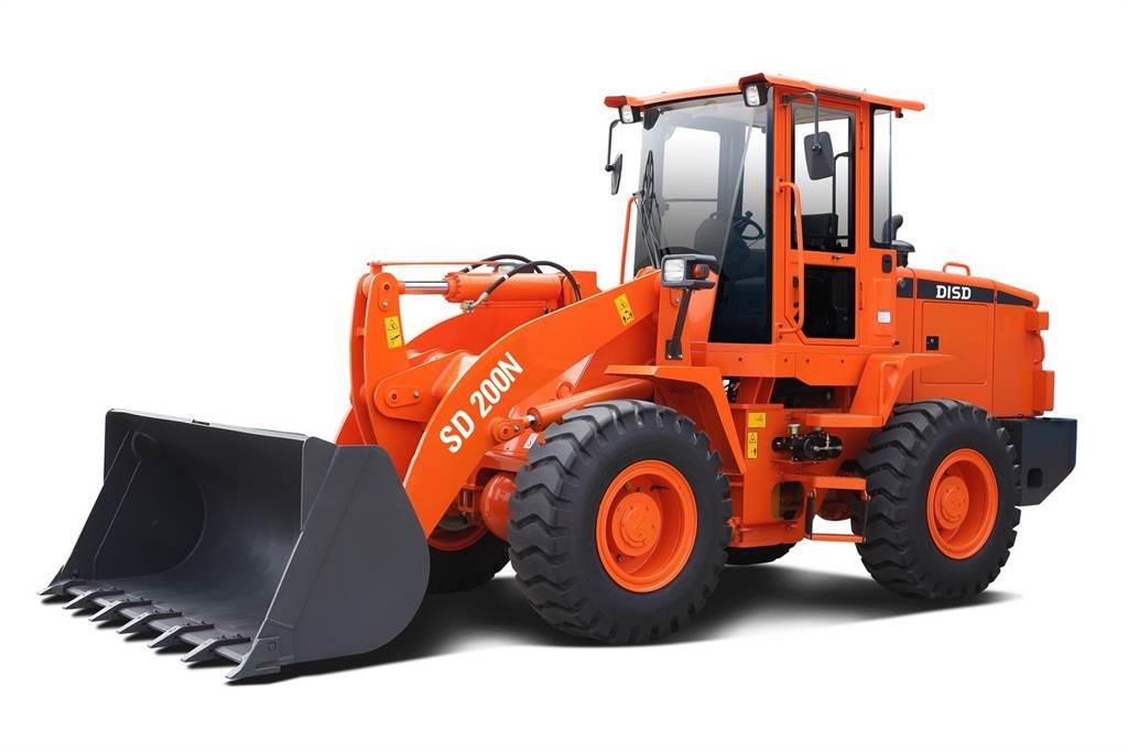 [Other] DISD by Doosan SD200N