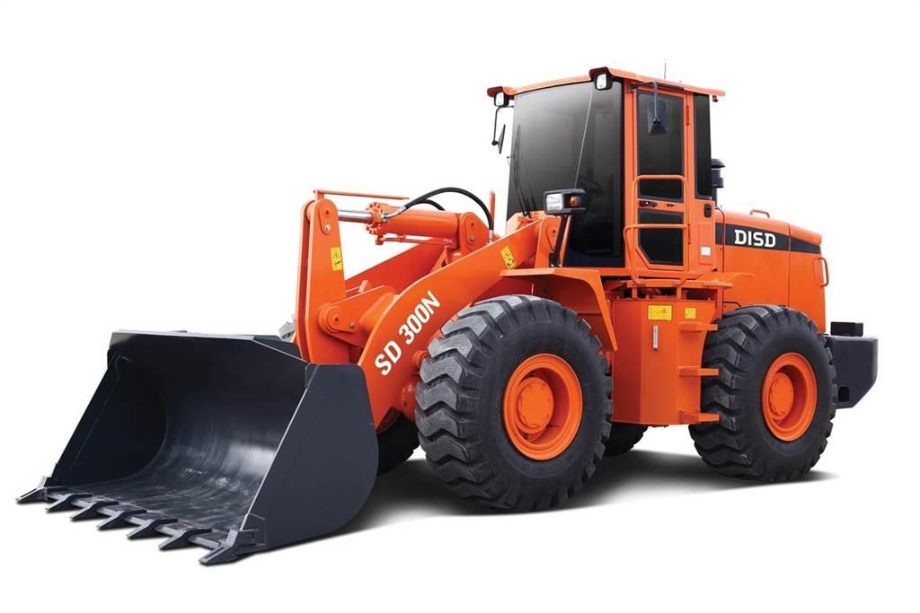 [Other] DISD by Doosan SD300N