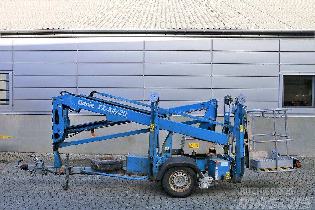 Genie TZ34/20 Trailerlift