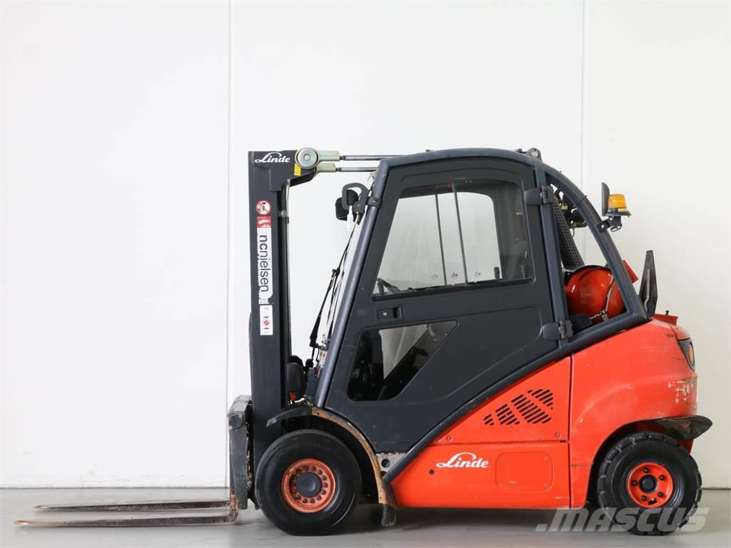 Linde H25T/392-02
