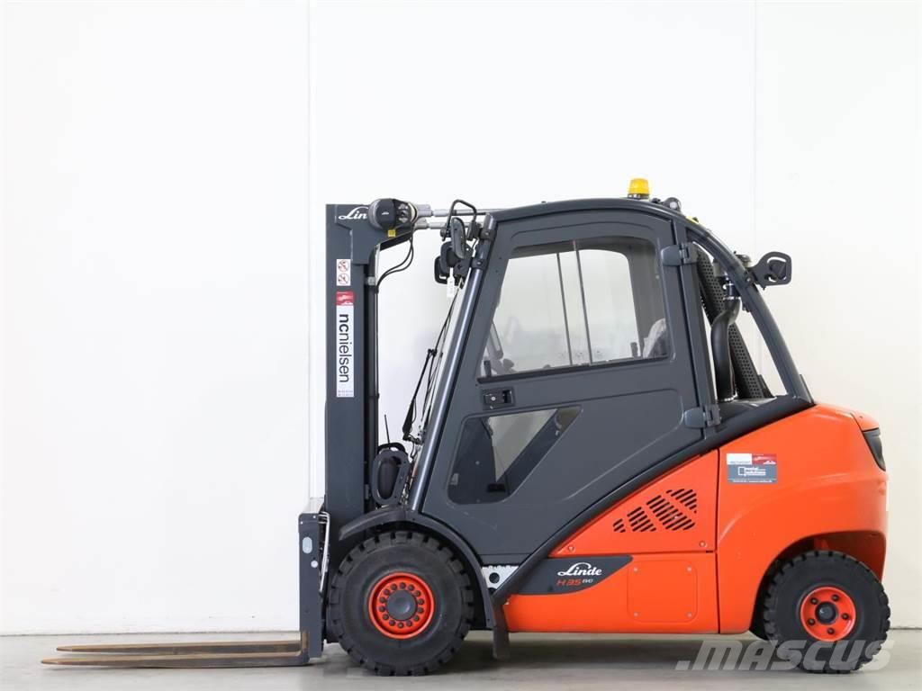 Linde H35D EVO/393