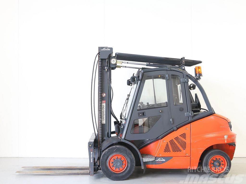 Linde H50D-600/394