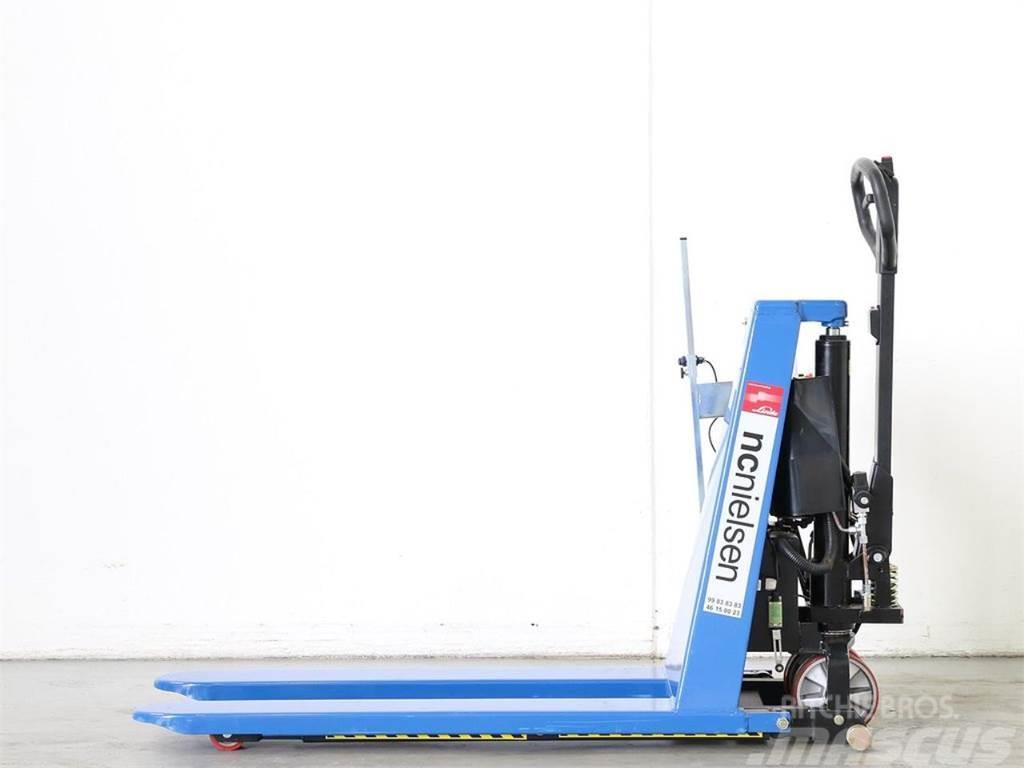 NH SLX1000EF-el-højtløftende pallevogn m/fotocelle