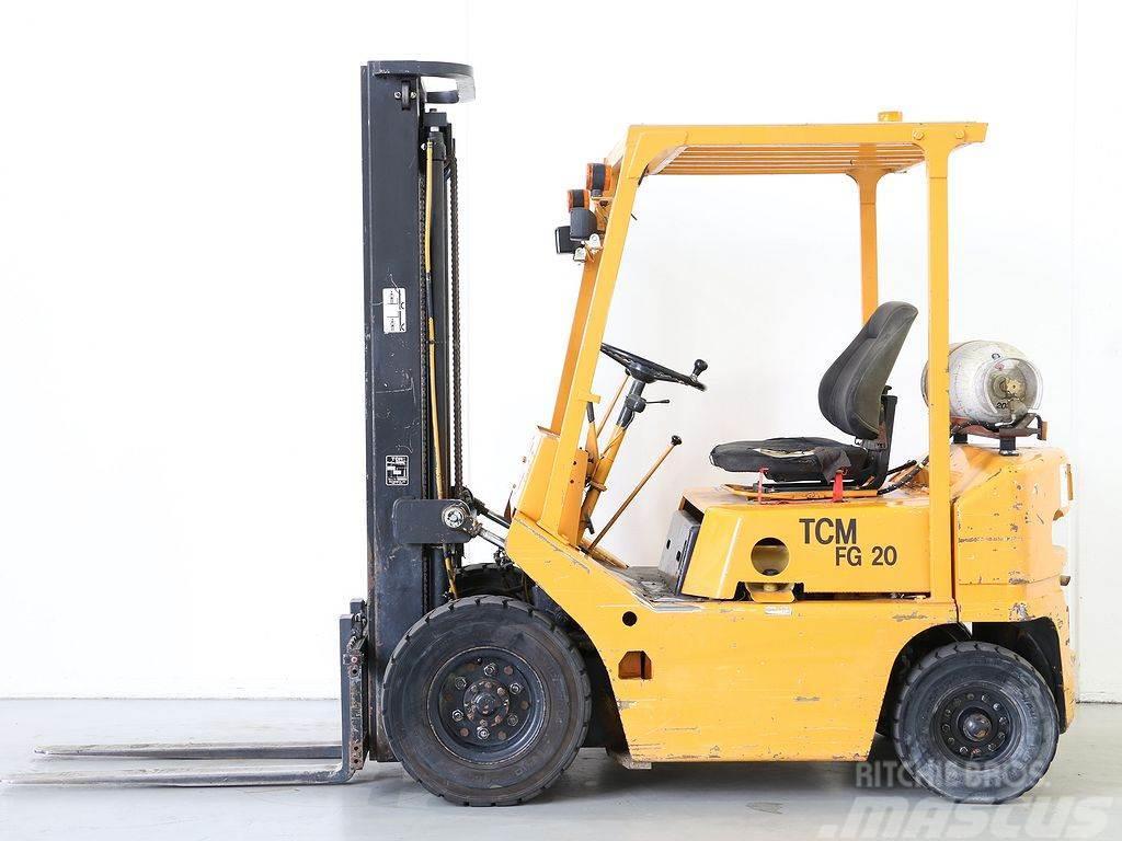 TCM FG20-N7