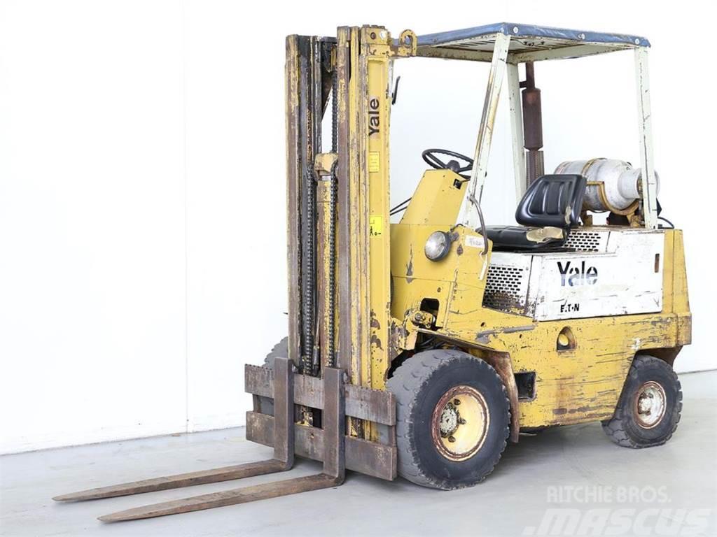 Yale GLP-050-ENBS