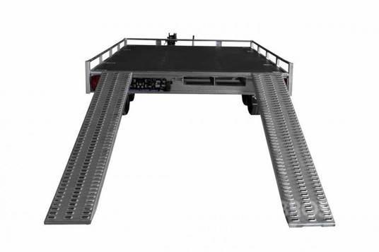 Boro ADAM 4 m 3500 kg kant 2850 kg, 2017, Biltransportsläp