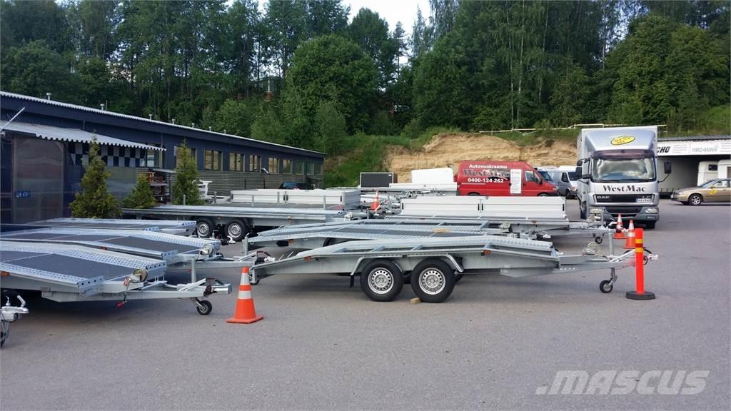 Boro ADAM 450 cm 2700 kg Uusia, 2017, Biltransportsläp