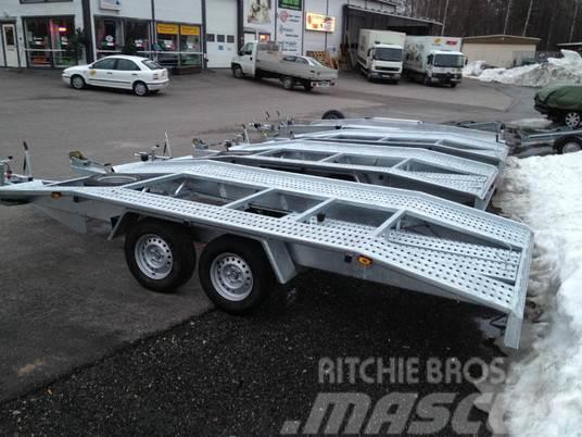 Boro Adam 450cm 3000kg, 2017, Biltransportsläp
