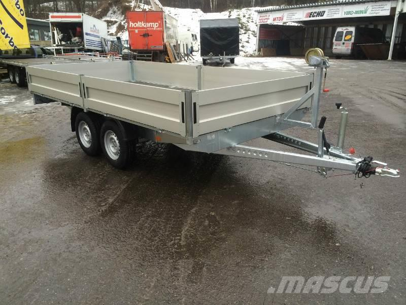 Boro Atlas 2700 kg 4x2 alulaidat