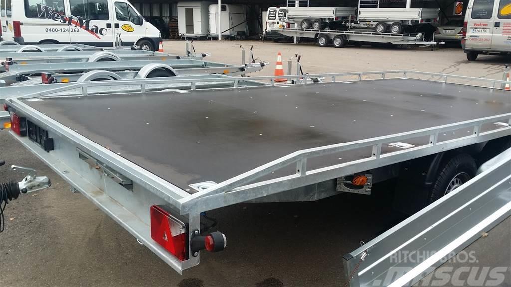 Boro ATLAS 2700 kg 4x2 sis rampit, 2017, Övriga släp