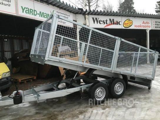 Boro ATLAS 4x2 3500kg verkkolaidat