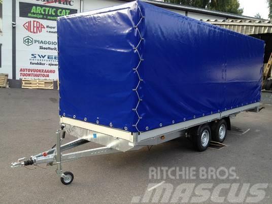 Boro BOSS 6x2 2700 kg