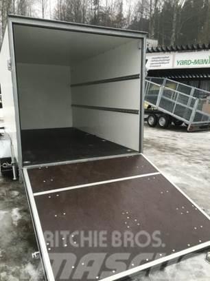 Boro F2541HT, 2017, Övriga släp