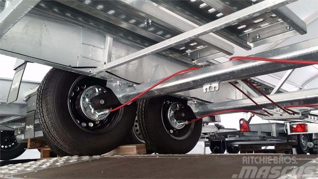 Boro Jupiter 4 2700 kg Autotrailer, 2017, Biltransportsläp