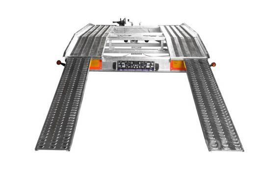 Boro Jupiter 5 2700kg autotrailer, 2017, Biltransportsläp