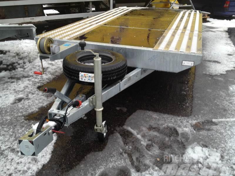 Boro Jupiter 5m 3000kg, 2017, Biltransportsläp