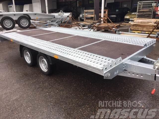 Boro MARS 5x2 3000kg LowLiner 60cm