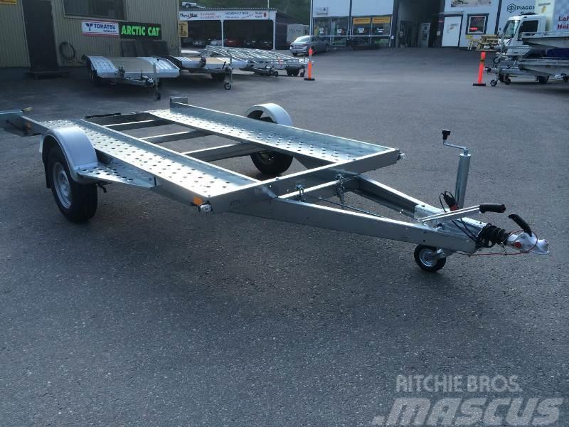 Boro MiniWenus 1500 kg kant 1100kg, 2017, Biltransportsläp