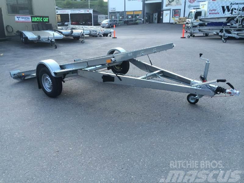 Boro MiniWenus 1800 kg kippaava, 2017, Biltransportsläp