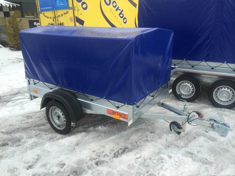 Boro Standard trailer hyvä halpa
